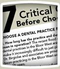 dental hygienists toronto